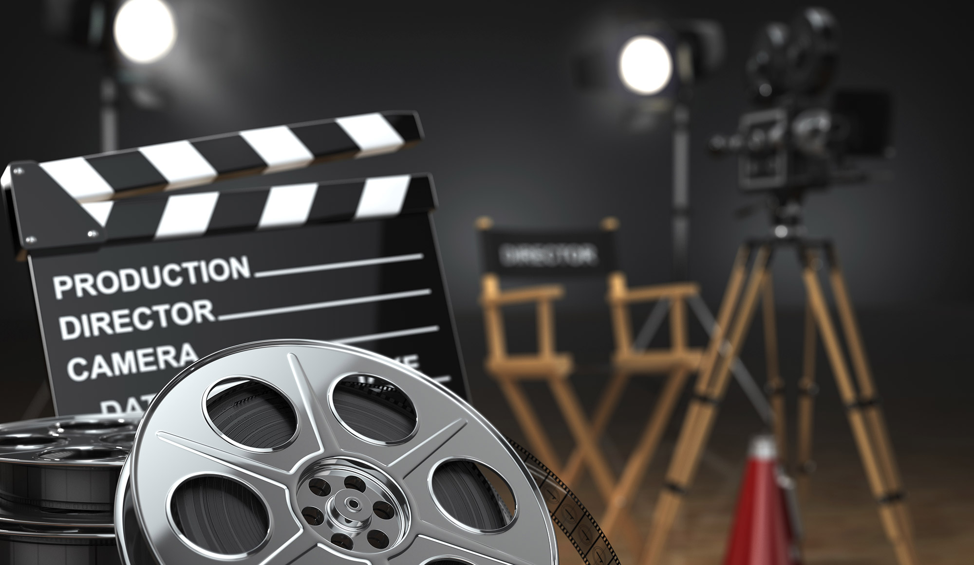 VAT - TV and Motion Picture Production, Audio/Visual Production